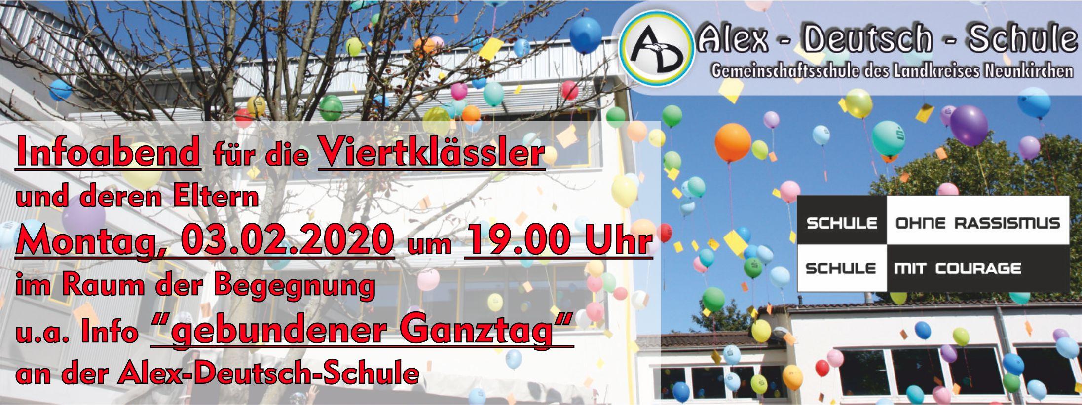 Alex-Deutsch-Ganztagsschule startet in die zweite Runde