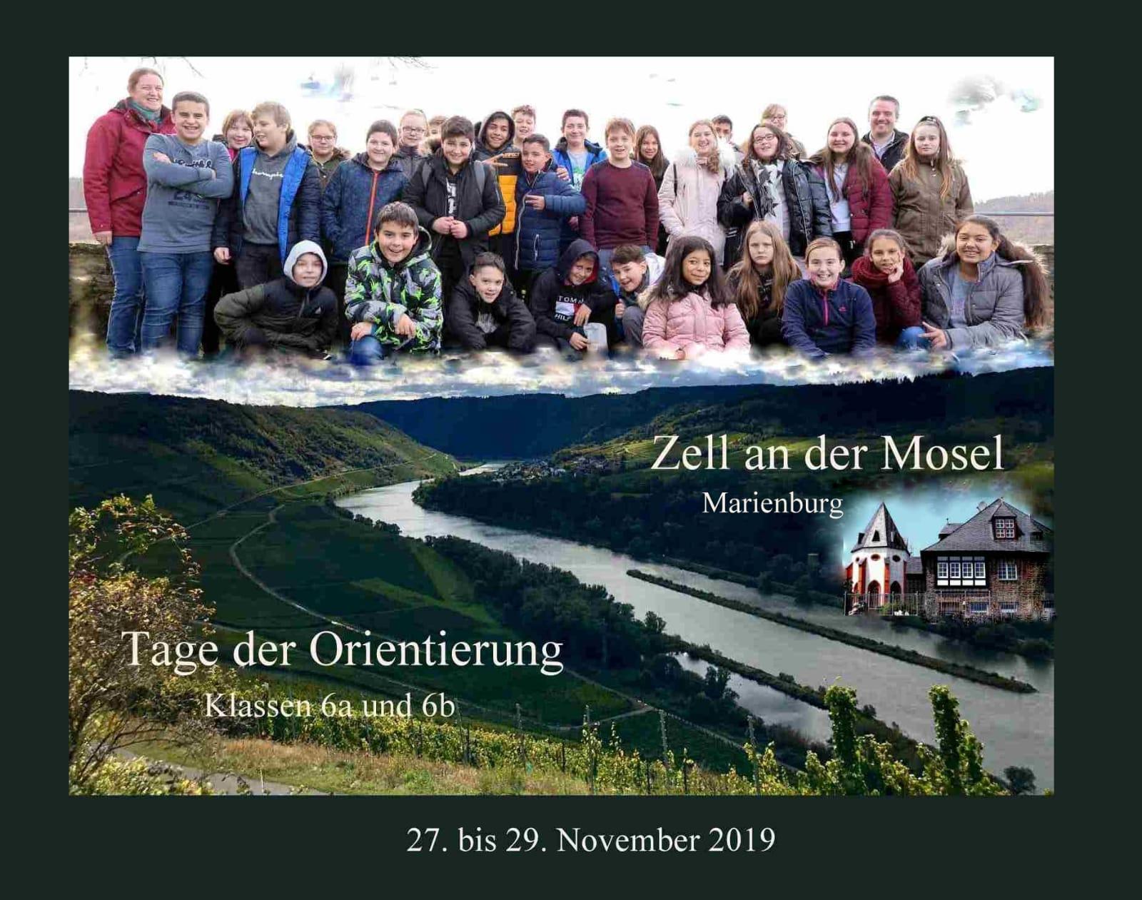Stärkung der Persönlichkeit auf Festung Marienburg – Tage der Orientierung über dem Tal der Mosel