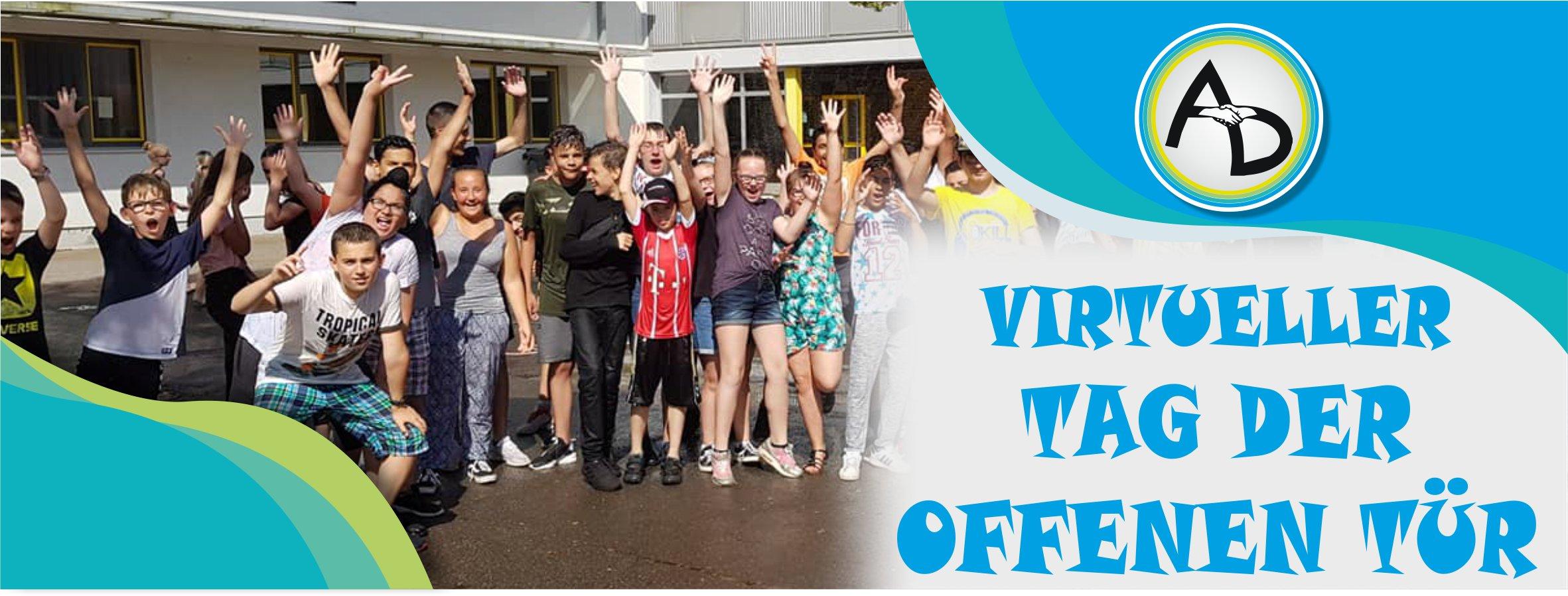 Virtueller Tag der offenen Tür – Log dich ein!